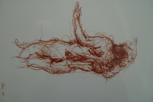 Life drawing by Ron Freeman